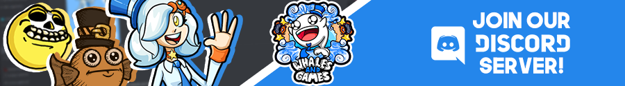 Whales And Games Discord Server