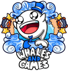 Whales And Games Emblem