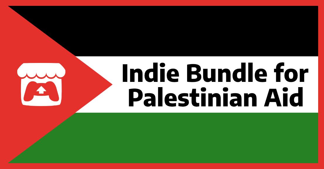Indie Bundle for Palestinian Aid