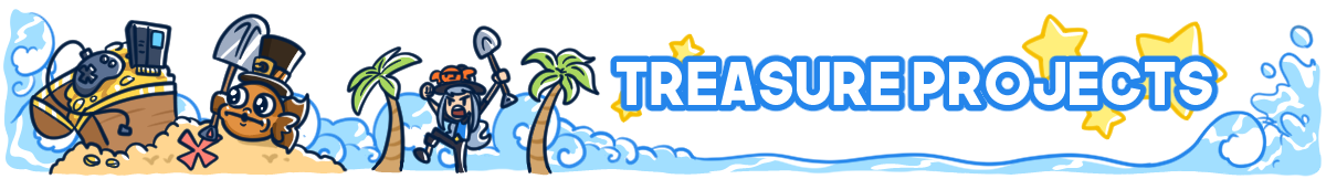 Treasure Projects